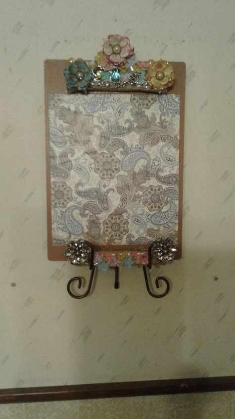 Decorative Clipboards For Any Purpose A Gift Yourself Or Others