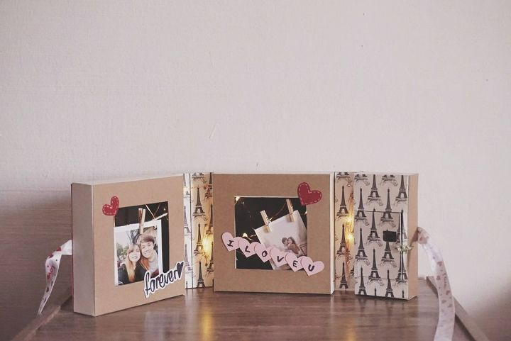 Make Your Own DIY Photo Frame With Fairylights! | Hometalk