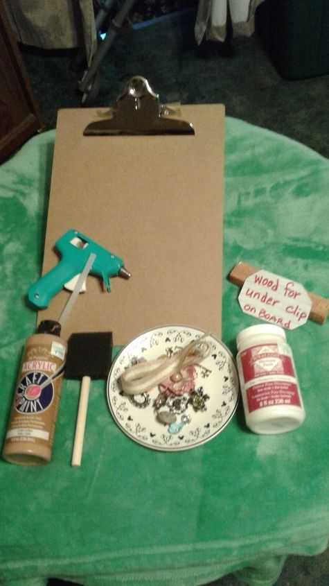 Decorative Clipboards For Any Purpose