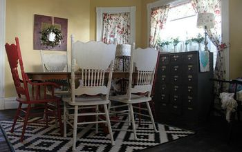 dixie belle paint dining room update