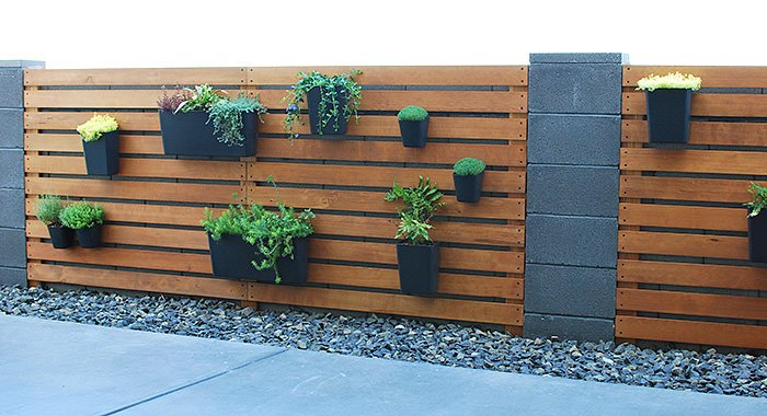 easy amazing diy modern plant wall