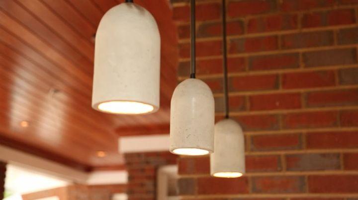 Indooroutdoor concrete pendant lights hometalk indoor outdoor concrete pendant lights aloadofball Images
