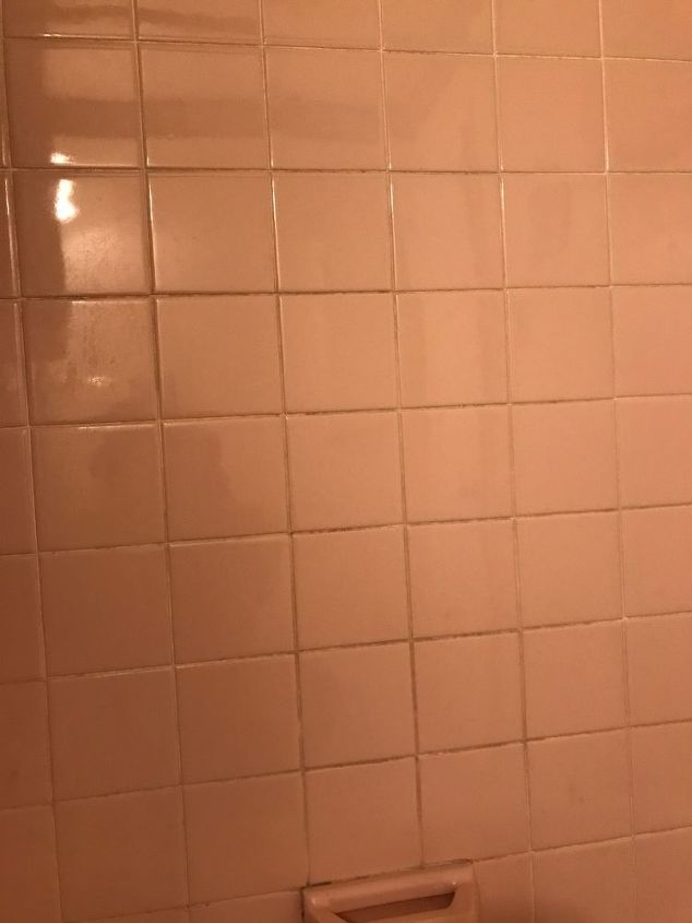 q can bathroom tile around the tub wall and floor tile be painted