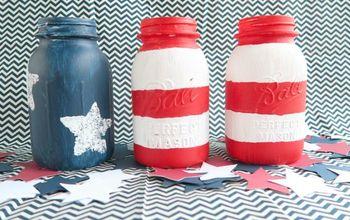 Simple |DIY | Fourth of July Decor