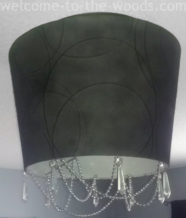 Diy drum chandelier hometalk diy drum chandelier mozeypictures Gallery