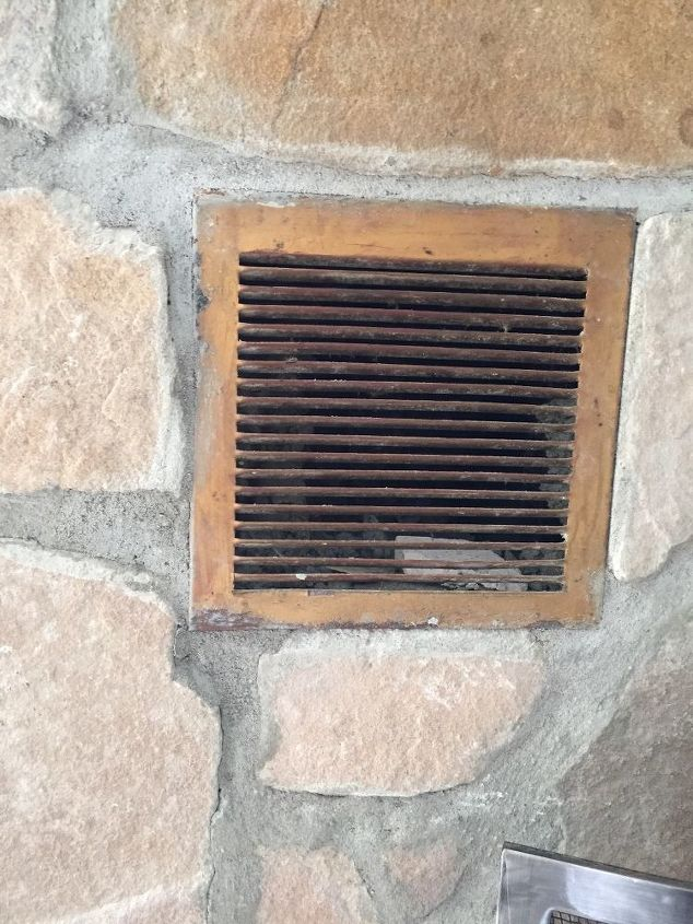 q where can a find replacement fireplace vents