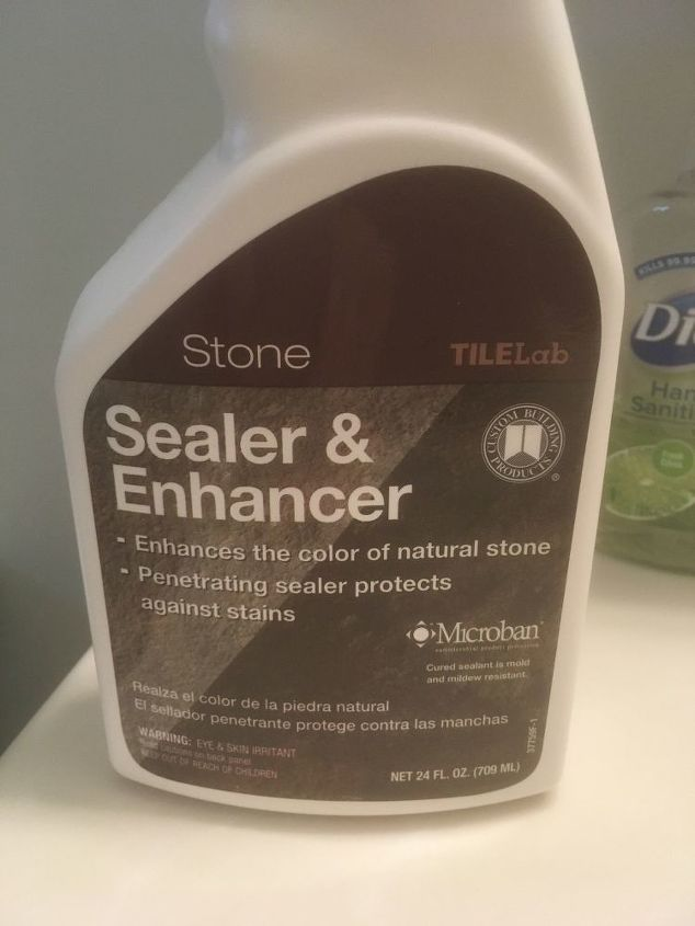 q stone sealer enhancer