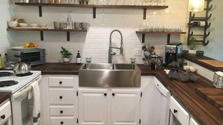 IKEA Butcher Block Countertops - Best Treatments? | Hometalk on ikea numerar countertop, ikea kitchens, cutting board countertops, chopping block countertops, kitchen countertops, silestone countertops, ikea oak butcher block, copper countertops, diy countertops, maple countertops, glass countertops, formica countertops, ikea butcher block table, wood countertops, quartz countertops, mahogany countertops, butcherblock countertops, teak countertops, ikea butcher block island, soapstone countertops,