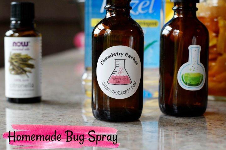 really cheap easy homemade bug spray