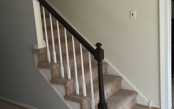Stair Rail Update