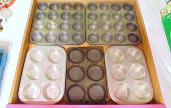 s 30 clever ideas to reuse muffin pans and cupcake liners