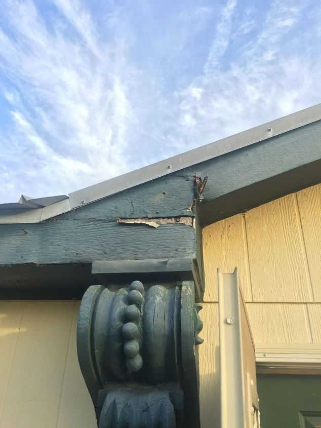 q how do i replace the facing on my mobile home