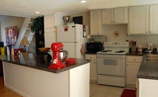 easy kitchen time makeover