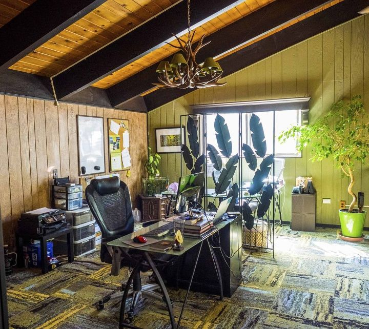 outdoorsy design indoor office meets aging forest soul