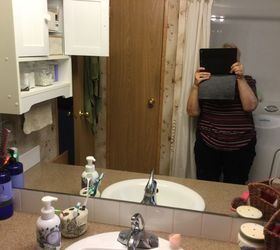 q any suggestions for a large bathroom mirror that i can t remove paulette mitschke