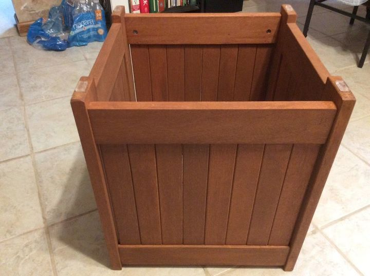 q how do i protect my outdoor wooden planters