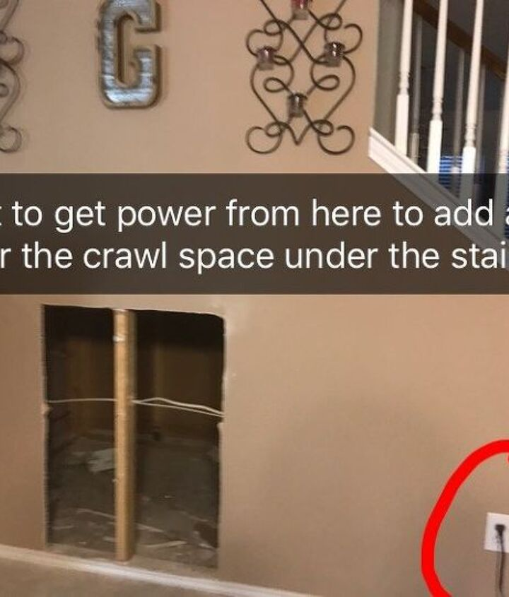 Can I Draw Power From A Wall Outlet To Add A Light And Light Switch