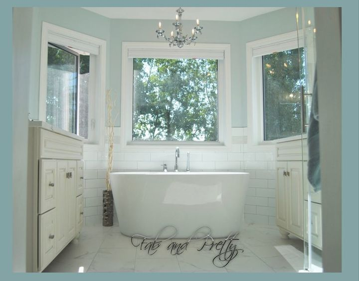 Fab and Pretty Ensuite Redesign