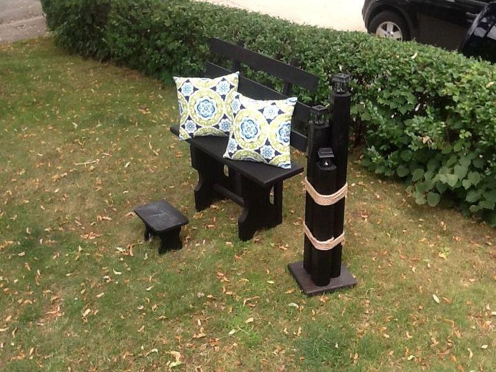 gossip bench an