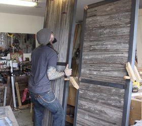 Industrial Sliding Barn Doors Diy