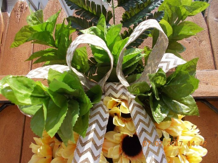 Pineapple Wreath Under 15 With Dollar Tree Products Diy Summer Fun