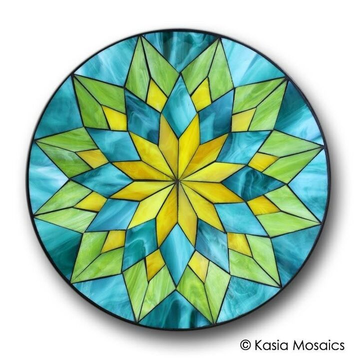 q i would like to mosaic my patio floor