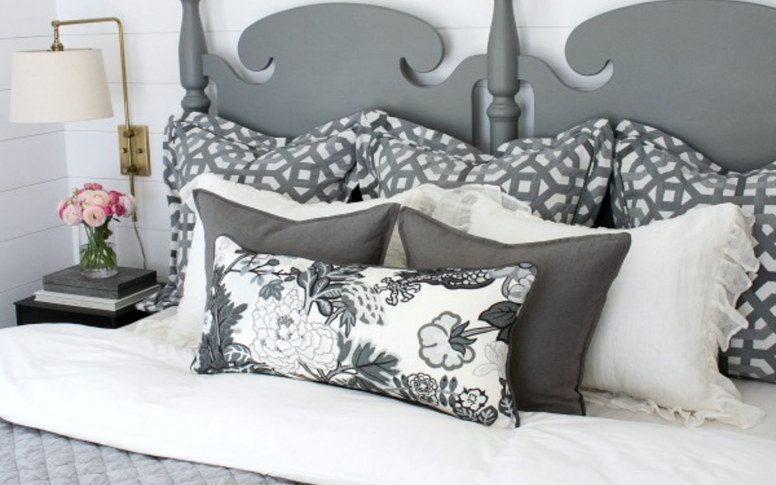 s these are the diy headboard ideas you ve been dreaming of, Remodel A Craigslist Find To This Stunner
