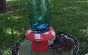 Flower Pot to Mushroom & Cup Holder