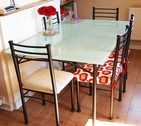 Paint Over Your Glass Table