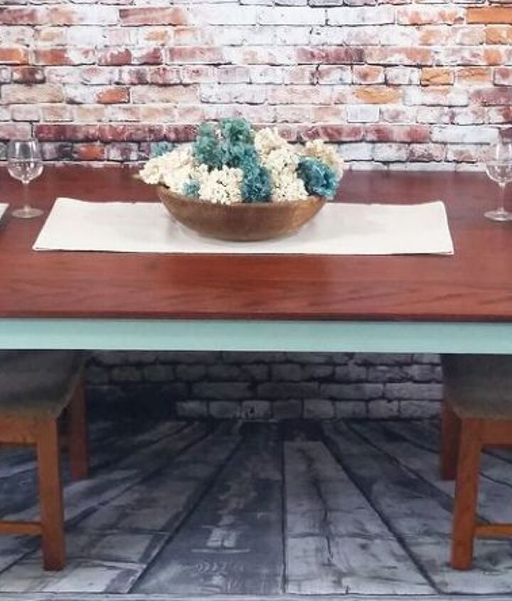 s 15 ways to diy your dream dining room table for half the price, Build A Dining Table From Scratch