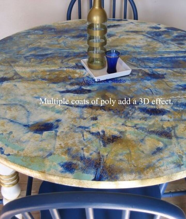 s 15 ways to diy your dream dining room table for half the price, SPiT On Your Table