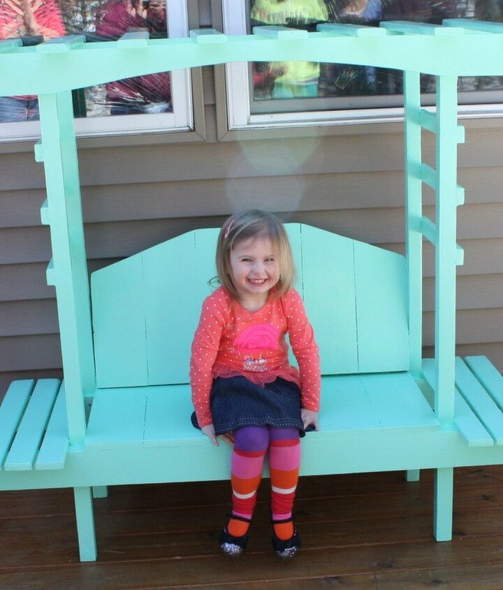 s 17 parents who deserve a standing ovation today, This mom who gave her daughter a porch perch