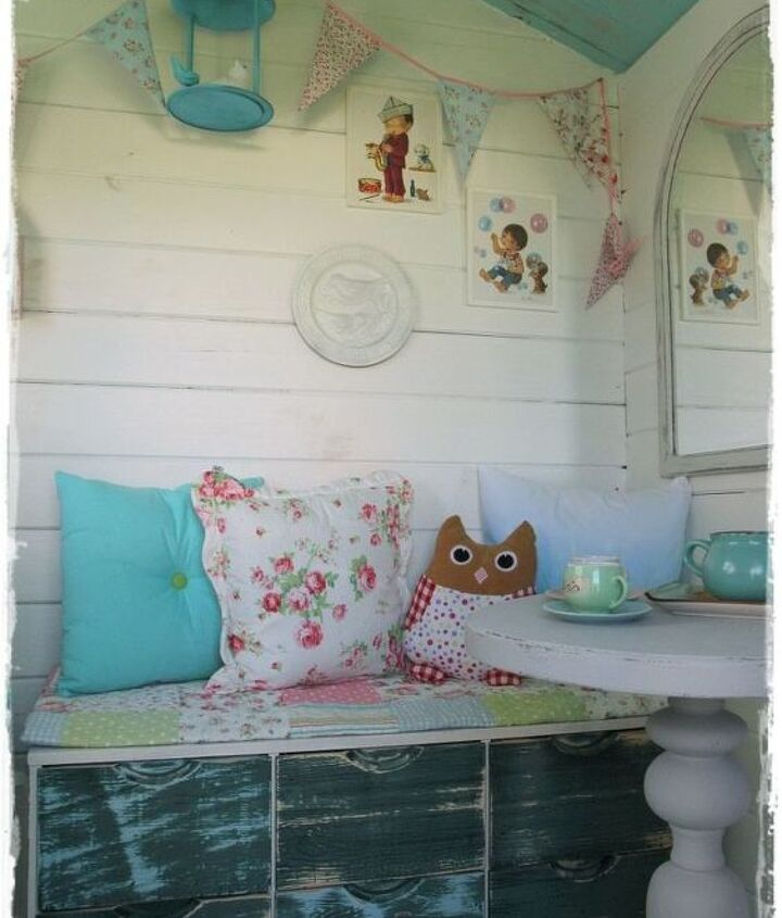 s 17 parents who deserve a standing ovation today, This Outdoor Playhouse