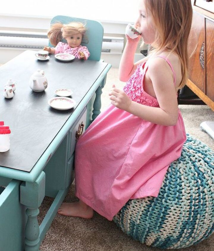 s 17 parents who deserve a standing ovation today, This Cute Tea Party Table