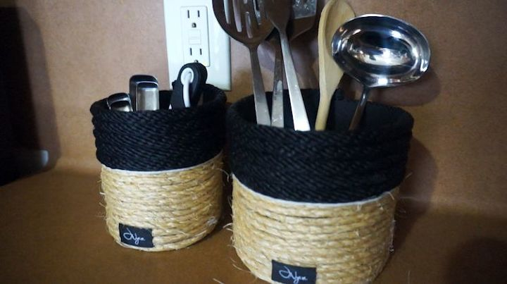 diy simple rope storage solutions