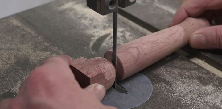 cheese knife set how to make using lathe