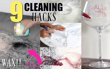 9 Cleaning Hacks That Actually Work!