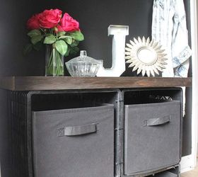 Shoe Storage Milk Crates