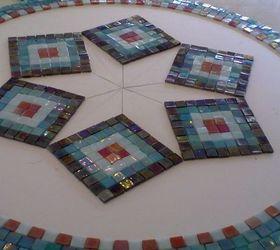 Genial Diy Mosaic Garden Table