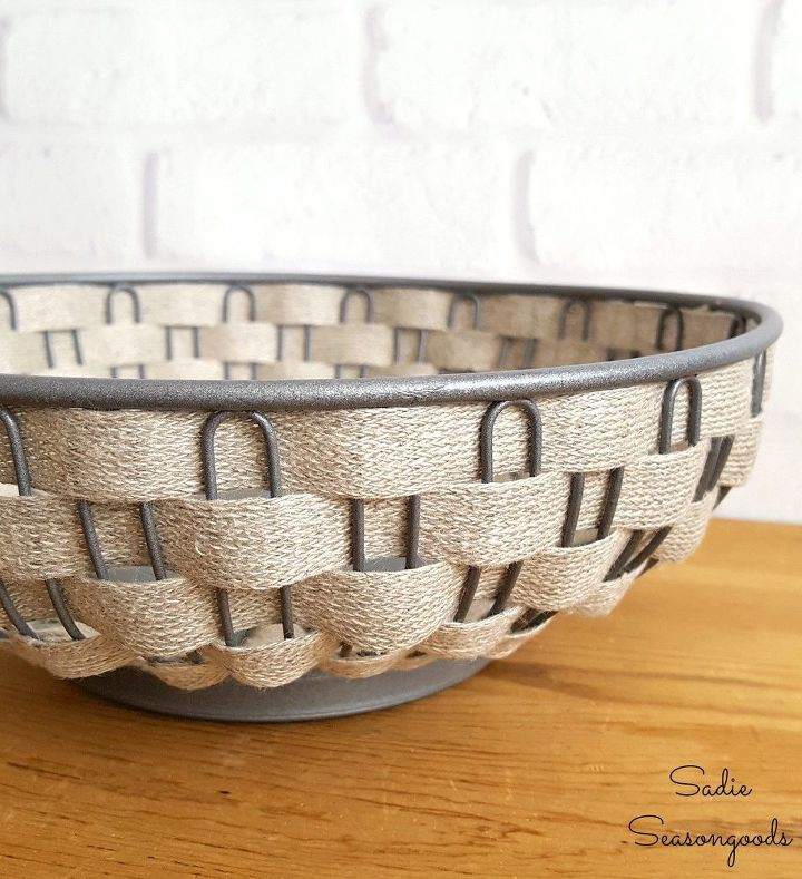 s add a hint of farmhouse style in your home with these ideas, This Updated Thrift Store Bowl