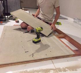 Diy Hearth Pad For Wood Stove Hometalk