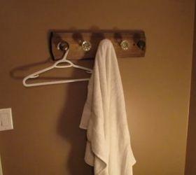 Build A Vintage Doorknob Coat Rack