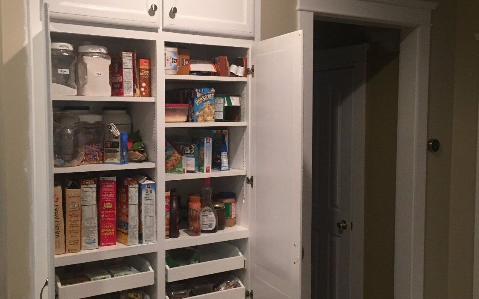 s 15 pinterest worthy pantries that eliminate search time for your favo, Build A Custom Pantry For Your Favorite Foods