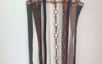 belt organizer