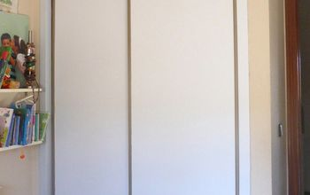 How to Renovate an Ugly Wardrobe Without Paint