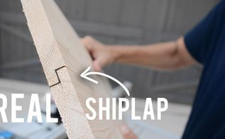 make your own shiplap