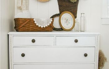 distressed dresser but not in a good way ahem