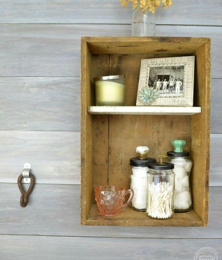 s 31 brilliant ways to repurpose everyday items into perfect organizers, Turn glass jars into bathroom organizers