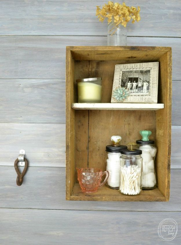 s 31 brilliant ways to repurpose everyday items into perfect organizers, Turn glass jars into bathroom organizers