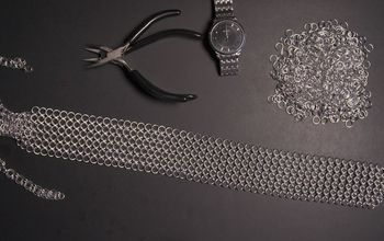 Make a Chainmail Tie